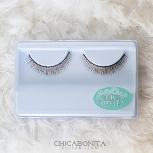 eyelashA Brown (8-10mm)