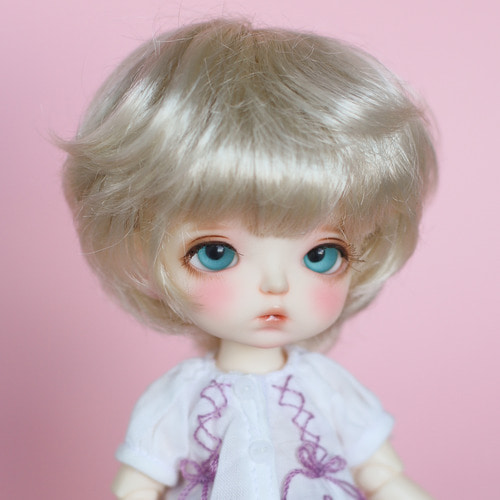 "[5-6""] Muffin cut (Blond)"