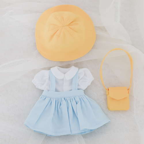 [Bebe] Kindergarten Summer Uniform (Sky)