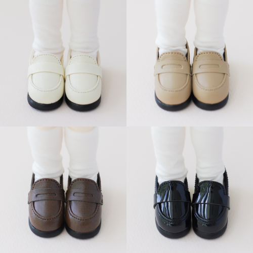 [Bebe/USD] Classic Loafer 4 color
