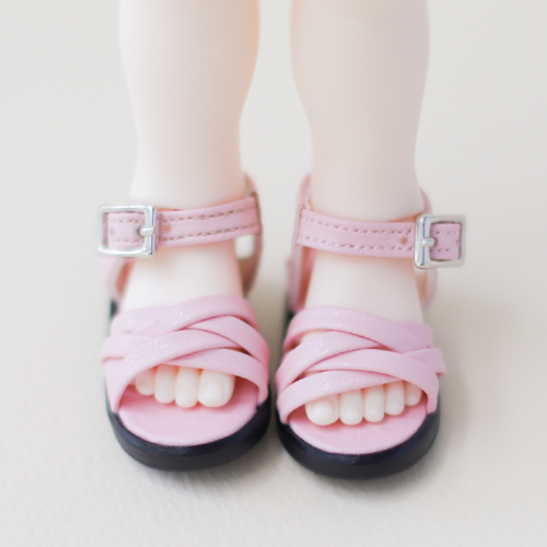 [Bebe/USD] Strap Sandal 3 color