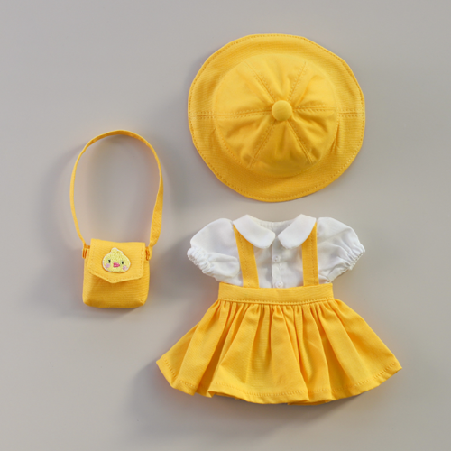 [Bebe] Kindergarten Summer Uniform (Yellow)