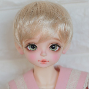 "[8-9""] Muffin cut (blond)"