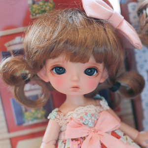 Ginger ChikoThailand DollPaCa2017 Limited