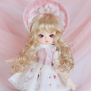 [Bebe] mini Dress (Fluffy)