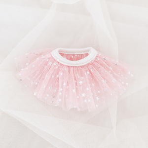 [Bebe] Starlight Skirt (Coral)