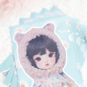ClearFile Babydoll Molly(2pcs)