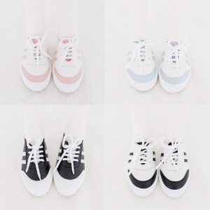 [Honey/SD] Line Sneakers 4 Color