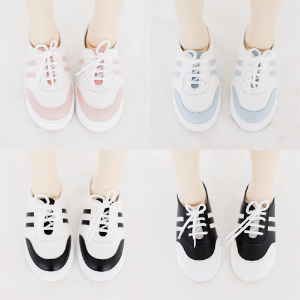 [SD13/SD17 Boy] Line Sneakers 4 Color