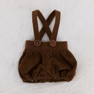 [Bebe] Corduroy bloomer (brown)