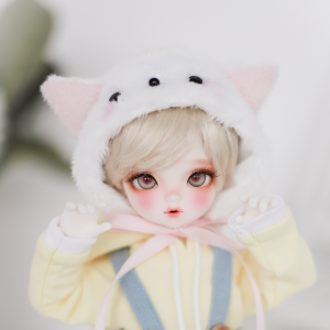 [Bebe/USD] Kitty Hat (White)