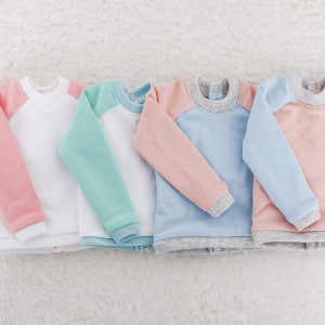 [Enfant] Raglan Sweatshirt 4 Color