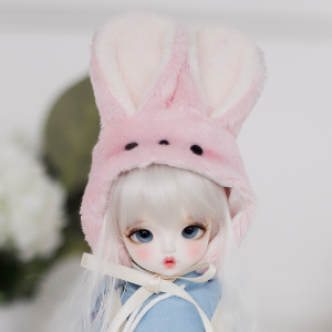 [Bebe/USD] Rabbit Hat (Pink)