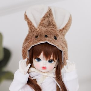 [Bebe/USD] Rabbit Hat (Brown)