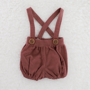 [Enfant] Corduroy bloomer (Wine)
