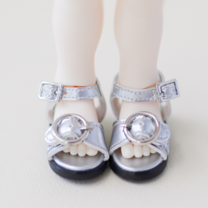 [Bebe/USD] Buckle Sandal