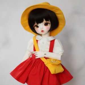 [Bebe] Kindergarten Summer Uniform (Red)