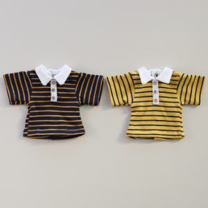 [Bebe] Honeybee Collar T-shirt