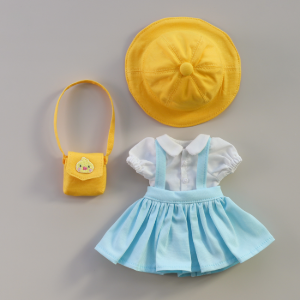 [Bebe] Kindergarten Summer Uniform (Sky Blue)