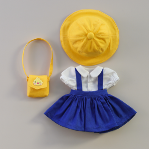 [Bebe] Kindergarten Summer Uniform (Blue)