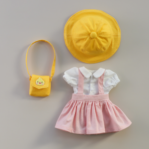 [Bebe] Kindergarten Summer Uniform (Pink)