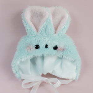 [Chibi/Pocket] Rabbit Hat (Mint)