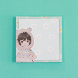 Chicabi Goods 012 Memo Molly(1pcs)